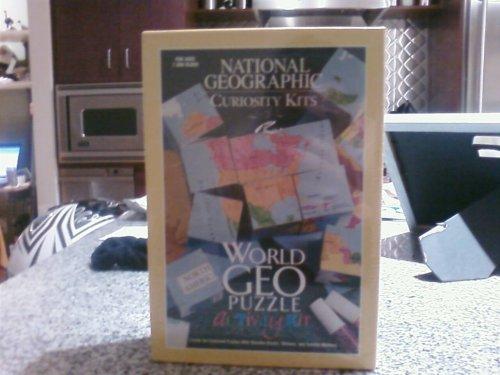 World Geo Puzzle Activity Kits