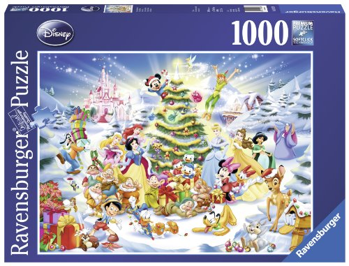 Ravensburger Disney Christmas Eve Jigsaw Puzzle 1000 Pieces