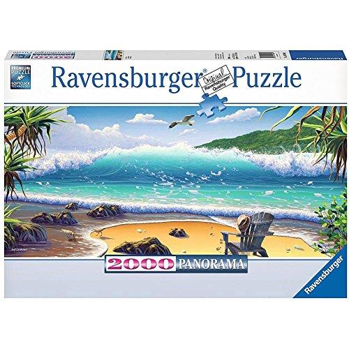 Ravensburger Cast Away Panorama Puzzle 2000 Piece