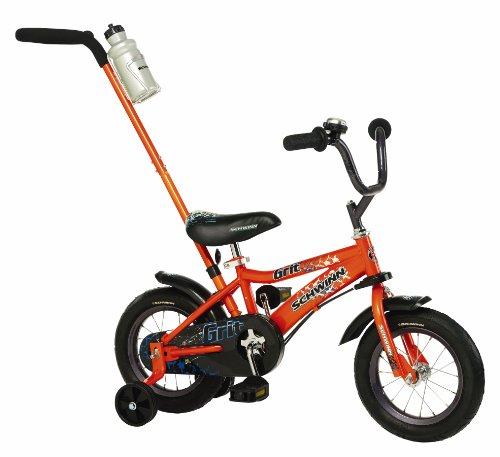Schwinn Boys 12-Inch Grit BikeOrange