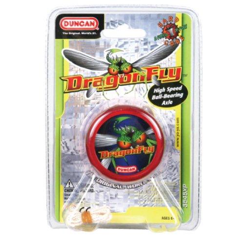 Dragonfly Ball-Bearing Yo-Yo colors may vary