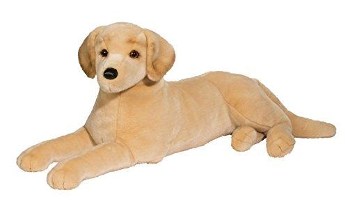 Scout Yellow Labrador Retriever giant stuffed animal 42 long