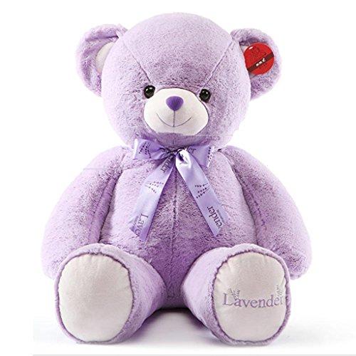 Kaylee Ryan 315 Purple Giant Teddy Bear Lavender Bear