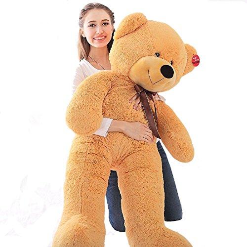 Niuniu Daddy Giant Teddy Bear Stuffed Animal Toy Plush Pillow 47