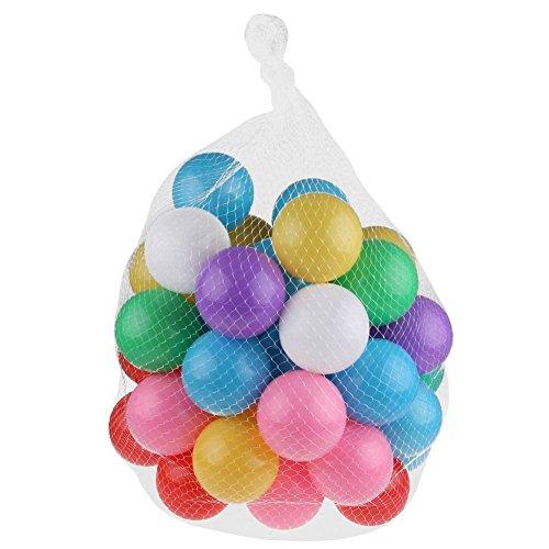 Baby Toy Balls colorful balls for kids Kids Baby Colorful Soft Play Balls Toy for Ball Pit Swim Pit Ball Pool colorful balls for ball pit colorful balls toy 50pcs 7cm