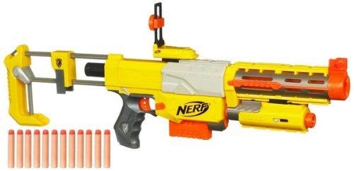 Nerf N-Strike Recon CS-6 Dart Blaster - Refill and Reload