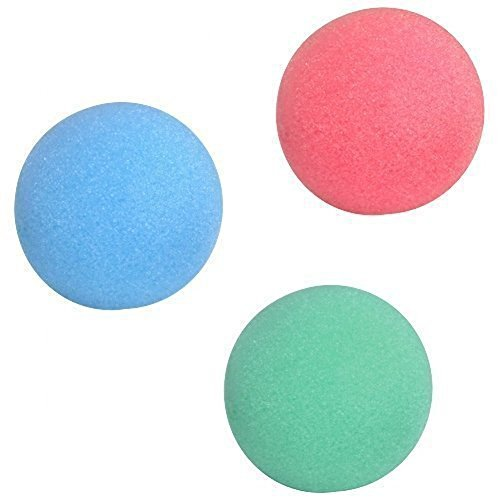 US Toy - Foam Balls Multicolored Toy 2 Colors May Very 2-Pack of 12