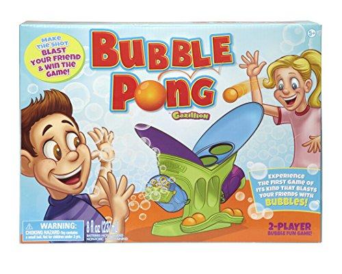 Gazillion Pong Bubble Game