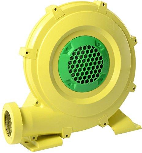 Sandinrayli Air Blower Pump Fan 450 Watt 06HP for Inflatable Bounce House Bouncy Castle
