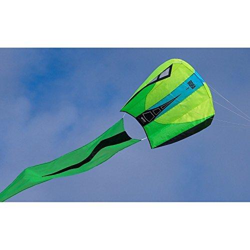 Prism Kites - Bora 7 sq ft Single Line Parafoil Kite Jade by Prism Designs