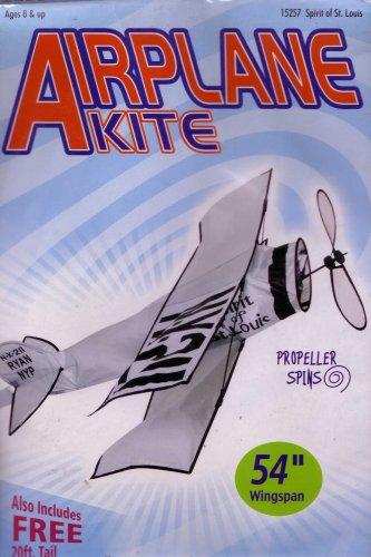 Spirit of Saint Louis Historical Airplane Kite
