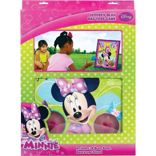 Disney Minnie Bean Bag Toss Game 1 Count