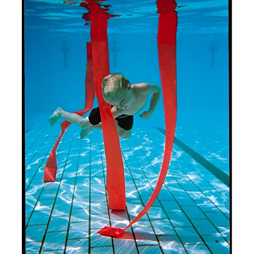 Underwater Swimming Pool Diving Game Practice Slalom Strips Set Of 4 Assorted