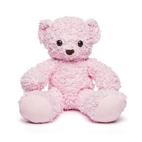 Bears for Humanity Organic Sherpa Bear Plush Animal Toy Pink 16