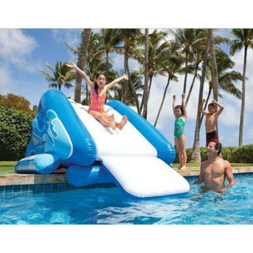 Intex Outdoor Pool Water Slide