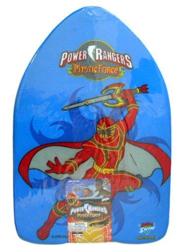 Blue Power Ranger Mystic Force Kickboard - Kids Pool Toys