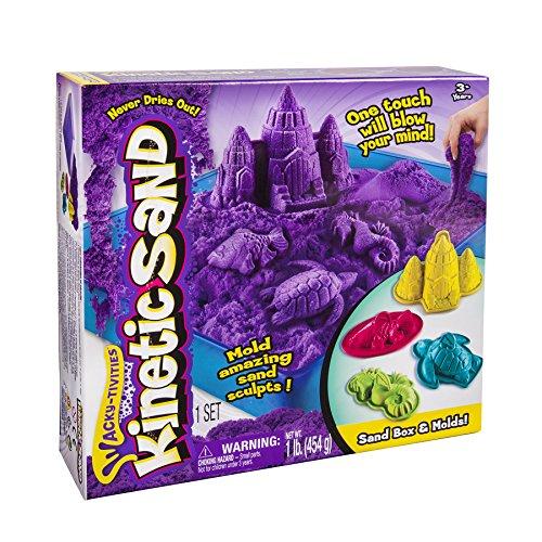 Kinetic Sand Sandbox Molds