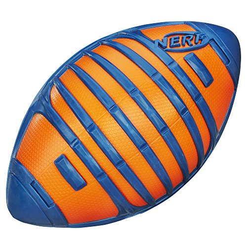 Nerf Sports Weather Blitz Football Toy Orange