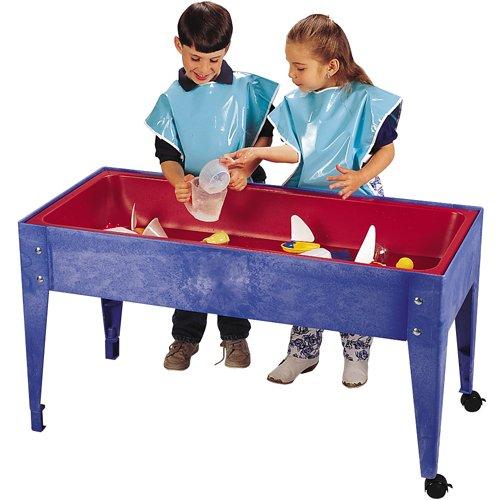 Toddler IndoorOutdoor Sand Water Table wTop