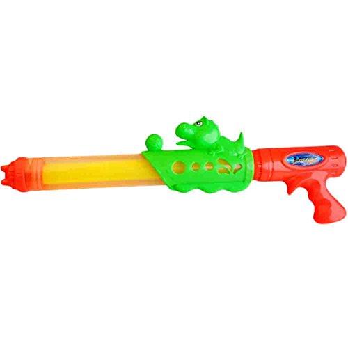 Small Dinosaur Water Gun Plastic Water Pistol Kids Water Toy Children Beach Toys
