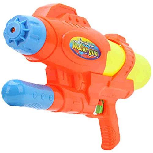 Water Gun Plastic Water Pistol Kids Water Toy Children Beach ToysRed