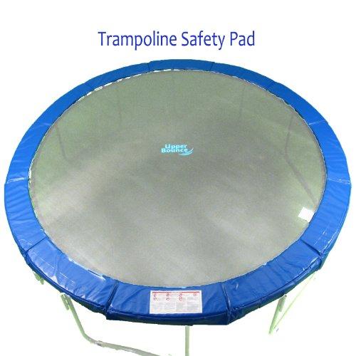 8 Super Trampoline Safety Pad Spring Cover Fits for 8 FT Round Trampoline Frames - Blue