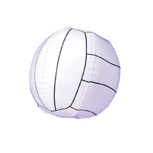 Dozen Inflatable Volleyball Style Beach Balls