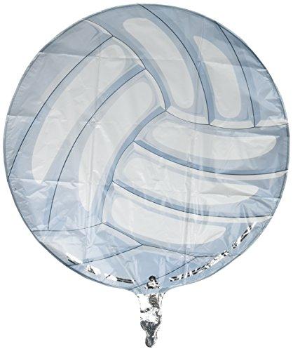 Qualatex Foil Balloon 49920 Volleyball 18 Multicolor