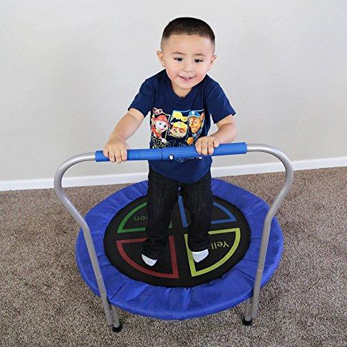 Skywalker Trampolines Bounce-N-Learn 36 Round Trampoline Bouncer