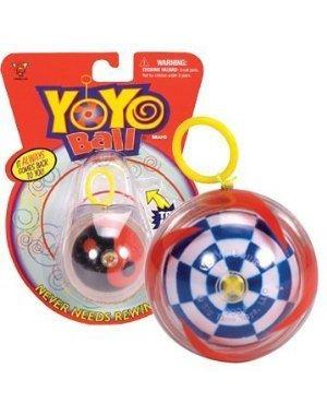 Yo-Yo Ball Assorted Colors and Patterns
