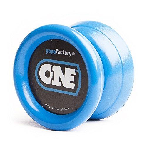 ONE Blue YoYo by YoYo Factory by Yo Yo Factory