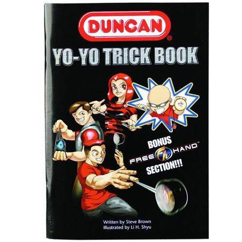 New Edition Duncan Yo-Yo Trick Book - 60 Tricks