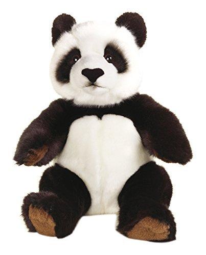 National Geographics Panda Bear Stuffed Animals Plush Toy Natural by National Geographics