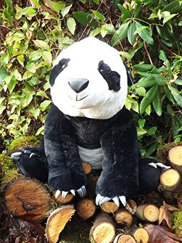 Stuffed Giant Panda - 24 Large Plush Toy Animal Panda Bear