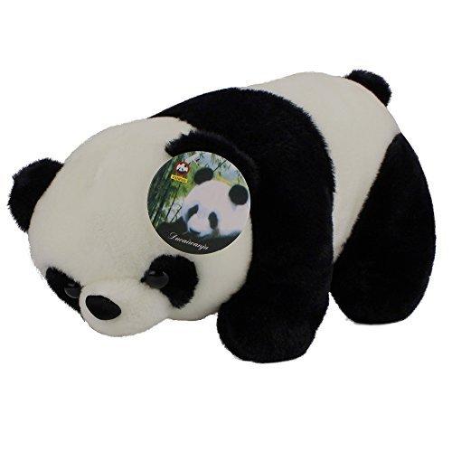 coffled Panda Bear Stuffed Animal Plush Soft Toys Cute Doll Pillow Kids Birthday Gift 118
