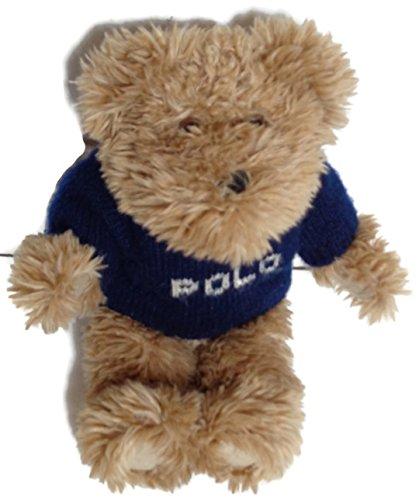 2002 Ralph Lauren Polo Small Teddy Bear Plush 10