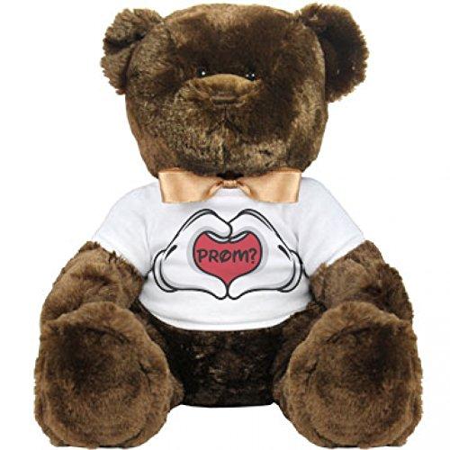 School Prom Large Plush Teddy Bear