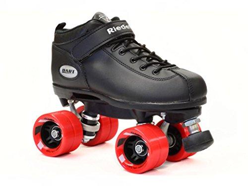 Riedell Skates Dart Roller SkateBlack12