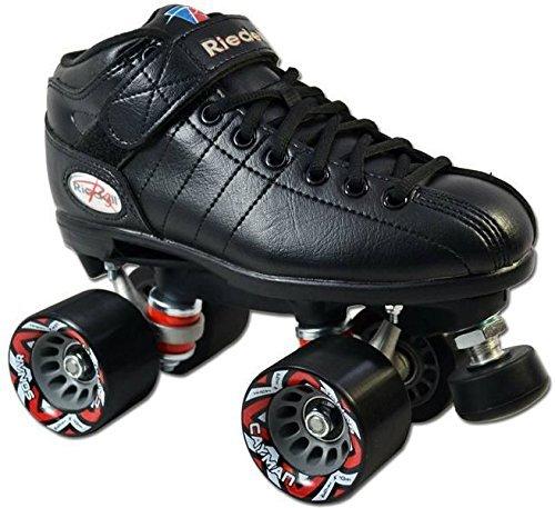 Riedell Skates R3 Roller SkateBlack7