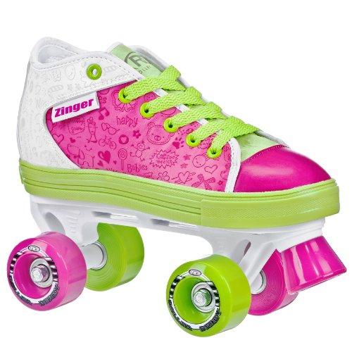 Roller Derby Zinger Girls Roller Skate 6