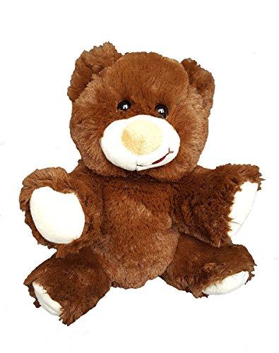 Cuddly Soft 8 inch Stuffed Brown the BearWe stuff emyou love em
