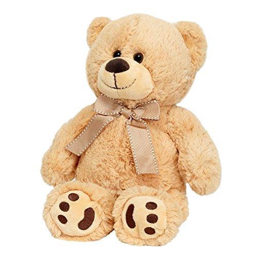 JOON Mini Teddy Bear Tan 13 Inches