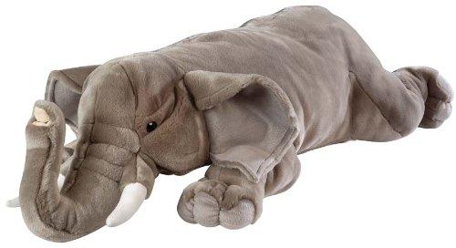 Wild Republic Jumbo Elephant Plush Giant Stuffed Animal Plush Toy 30 Inches