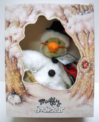 Muffy Vanderbear Snowbear 1991 Limited Edition Collectible Teddy Bear