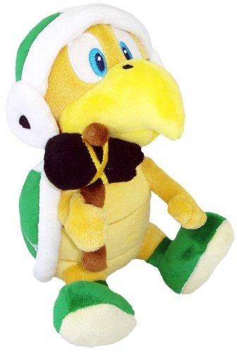 Little Buddy Official Super Mario Plush 7 Hammer Bros