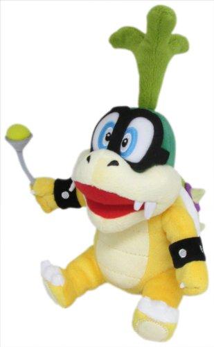 Sanei Super Mario Plush Series Iggy Koopa Plush Doll 8