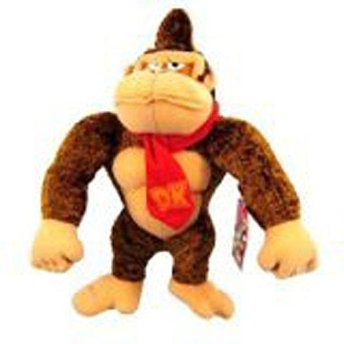 Nintendo Jumbo Size 28 Inch Donkey Kong Plush Doll