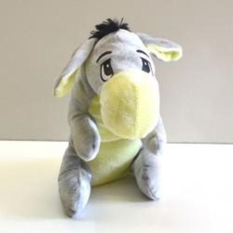 Plush Donkey Case Pack 24  Kid Toy  Hobbie  Nice Gift