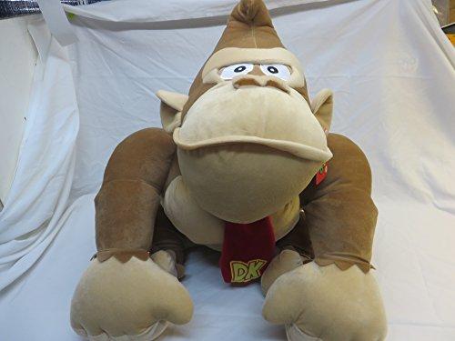 Super Mario Brothers Large Donkey Kong Plush 23