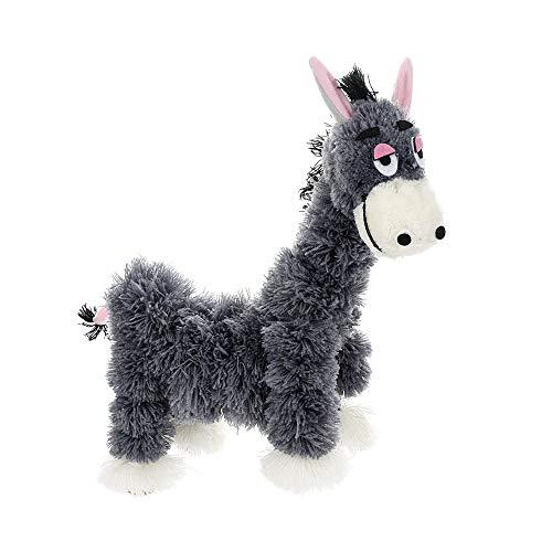ZAILHWK String PuppetStuffed Animal Small Donkey Plush Toy Funny Marionette Toy for Kids Birthdays